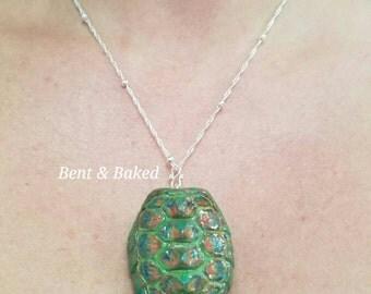 Juvenile Sea Turtle Necklace