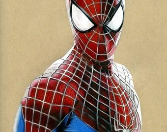 Amazing Spiderman 2 - Matte Print