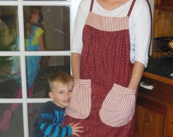 Country Girl PDF Apron Pattern