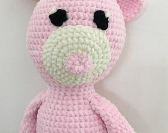 Kiki amigurumi crochet Bunny