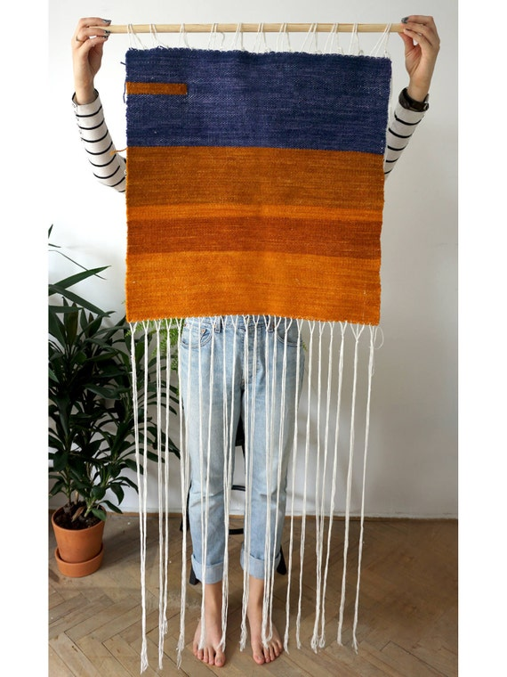 Toh Yah | Handwoven wall hanging