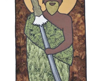Tāne Māhuta (God of the Forests and Birds)