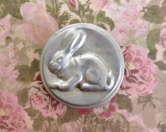 Small Aluminum Bunny Mold