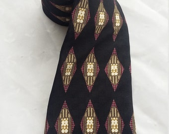 Towne Square Mens Silk Neck Tie