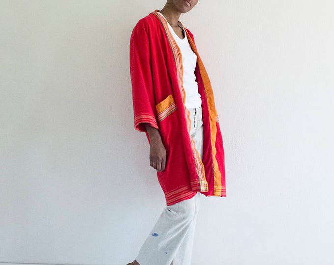 Cotton Robe / Long Jacket