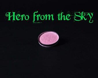 Hero from the Sky - vegan violet highlighter (pressed or loose powder)