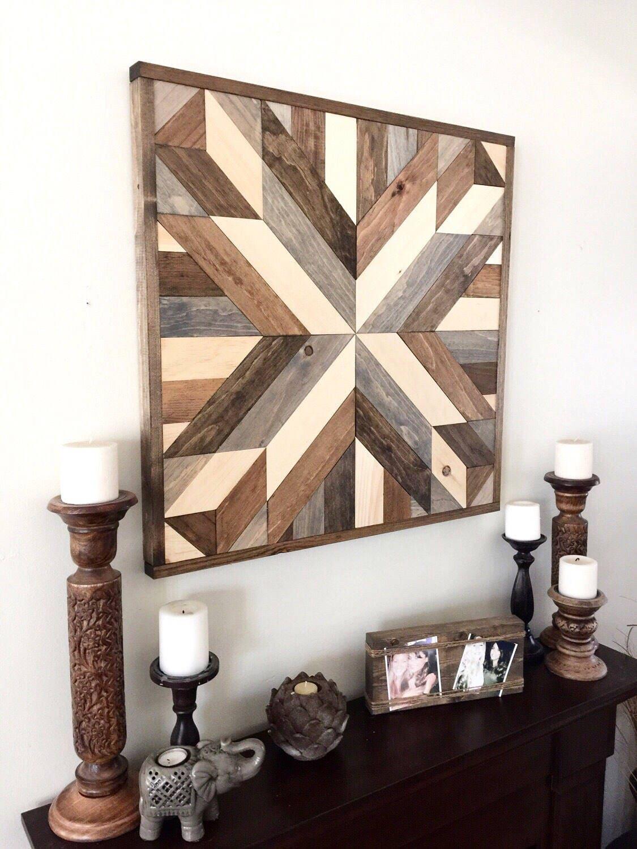 Reclaimed wood wall art, wood art, rustic wall decor, farmhouse decor,  modern - Reclaimed Wood Art Etsy