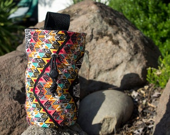 Aztec Inspired Chalk Bag