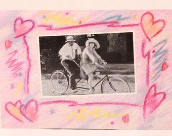 NEW! Vintage Valentine's Day by Dayspring. Single Greeting Card with Envelope.