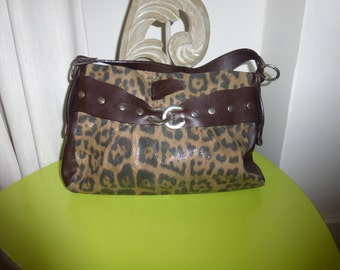 ROBERTO CAVALLI leather bag