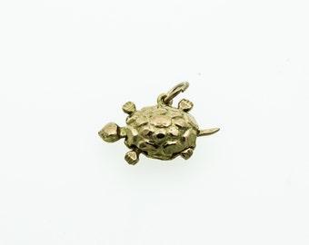 A Very Sweet Turtle Charm or Pendant   SKU193