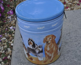 1994 IAMs Dog Food Can