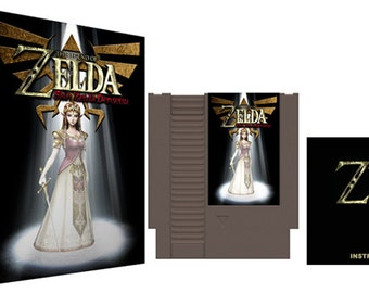 Zelda Shin Zelda Densetsu Complete Box Set