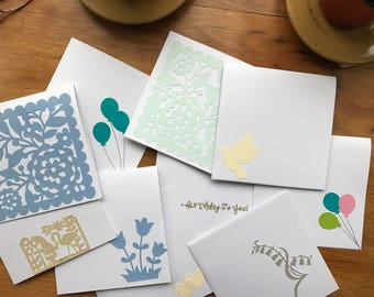 Handmade pop up cards for all occasions.