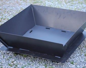 Steel Fire Pit- Dynapit