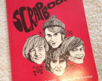 The Monkees Scrapbook by Ed Finn and T. Bone