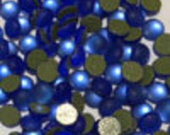 Hot Fix frosted Half peals Shimmer and shine on your project