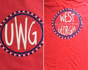 University of West Georgia T-Shirt