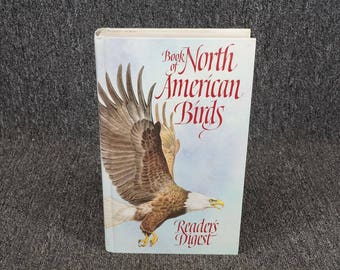 Book Of North American Birds By Reader's Digest C. 1990