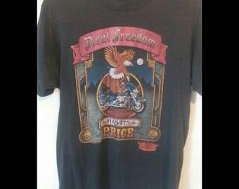 Vintage 1989 Biker's Choice Shirt