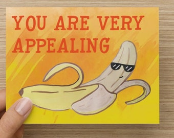 You are very appealing card