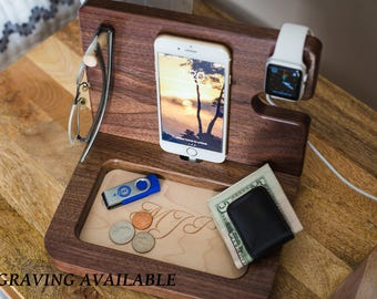 iphone docking station apple watch stand apple watch docking station iphone dock - Iphone Charging Station