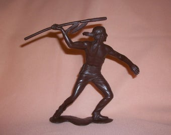 Marx Toy Indian Figure Vintage 1960's