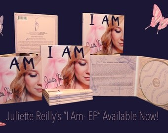 I AM By Juliette Reilly