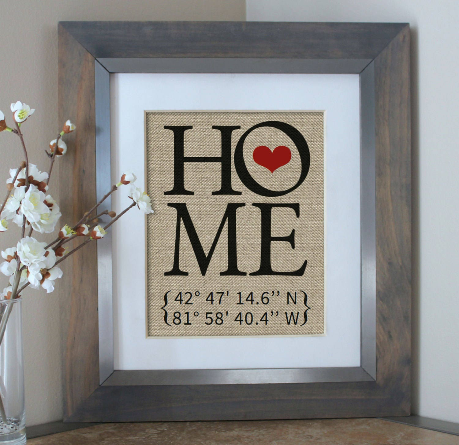 Our new home sign new home housewarming gift new home gift for New home sign