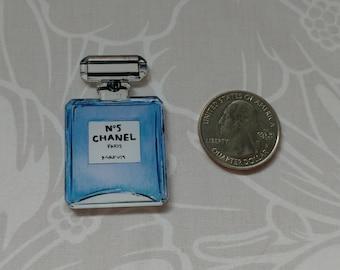Full Color Acrylic Perfume Cabochon