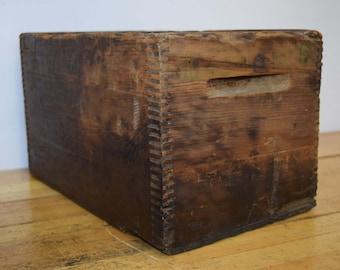 1933 Renington (Du Pont) Cartrige Crate