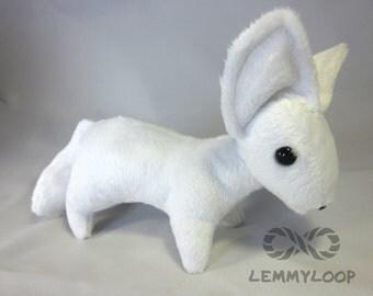 White Ferret-Fox