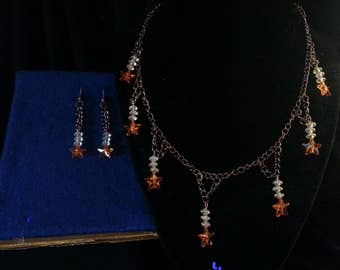 Shooting Star Jewelry Set