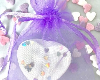 50 x Lilac Wedding Favours, Wedding Favors, Bath Bomb Favours, Bath Bomb Favors, Ladies Mini Bath Bombs, Party Bag Fillers, Table decoration
