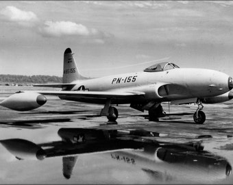 16x24 Poster; Lockheed P-80 Shooting Star P10
