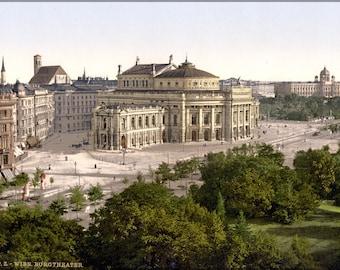16x24 Poster; Vienna In 1900