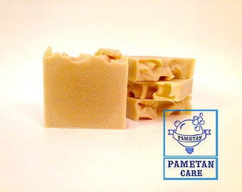 All Natural Cold Process Oatmeal Bar Soap