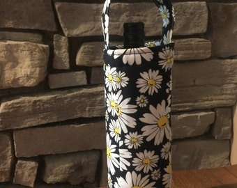 Personalized Wine Bottle Bags [P.E.O. Patterns available]