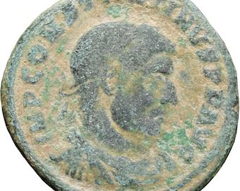 306 – 337 A.D. Roman Empire Constantine the Great Coin Follis