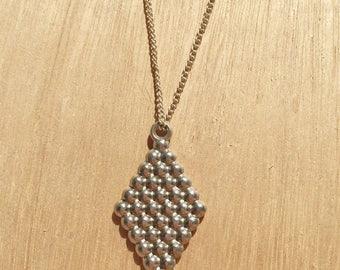 Bright Like a Diamond Charm Necklace