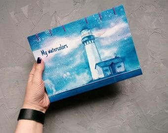 Handmade journal\Coptic\custom notebook\personalize notebook\a5 notebook\blank journal\large travel journal\travel notebook\large journal