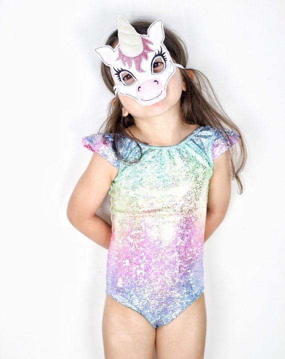 Girls leotard unicorn leotard dance outfit dance leo baby