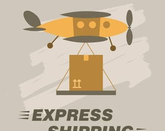 Exspress shipping worldwide