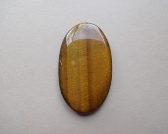 Tiger Eye oval cabochon 43x26 mm