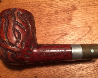 "Estate Pipe Marked Dr Grabow ""Royal Duke"""