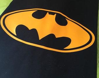 Batman inspired tshirt