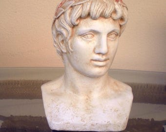For Sale Apollo Bust - God of Music Sun and Light - Apulu