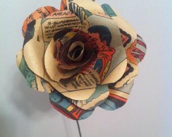 Comic Book Roses-single