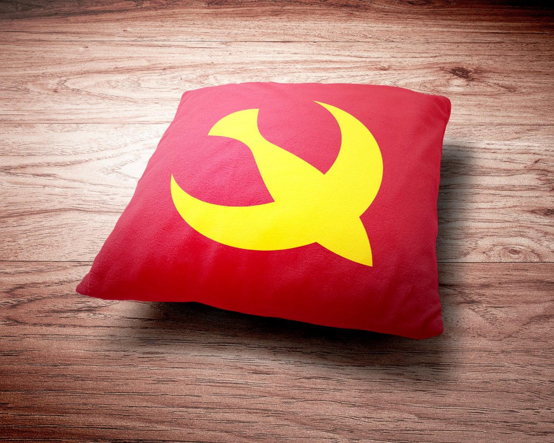Albuquerque Flag Throw Pillow - Albuquerque New Mexico Flag Throw Pillow