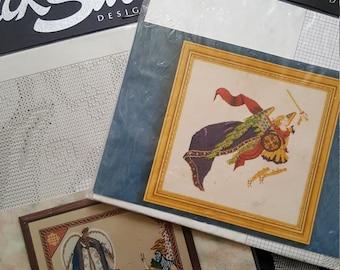 black Swan 2x charts.sealed. serengeti & Michael BS-6 both discontinued